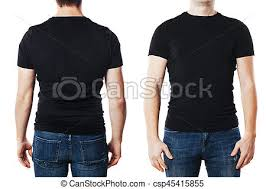 young man with blank t shirt template stock images search stock