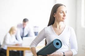 Yoga At The Office Desk What We Do U2014 Hansell Consulting Group