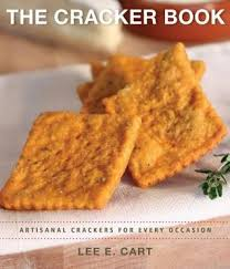the cracker book artisanal crackers for every occasion by e cart