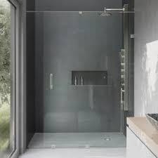 vigo ryland 48 in x 71 5 in semi framed sliding shower door with