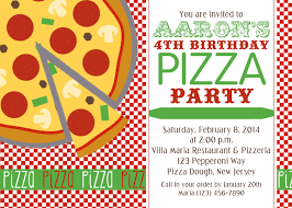 design online invitations pizza party invitations theruntime com