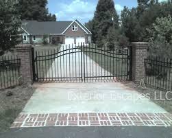 steel fences aluminum fences greenville sc south carolina