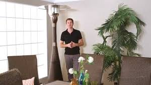 az patio heater reviews az patio heater hiland mocha wicker propane patio heater product