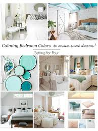 Calming Bedroom Colors To Inspire Sweet Dreams - Calming bedroom color schemes