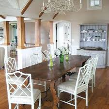 Bamboo Dining Room Chairs Dining Chair White Faux Bamboo Dining Chairs Thomasville Faux
