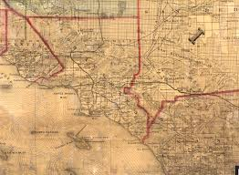 County Map Of Los Angeles by Focus Orange County Began Carving Itself Out Of Los Angeles 127