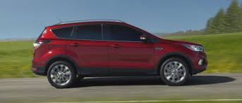 Ford Accessories Escape 2018 Ford Escape Suv Versatility And Function For Everyone