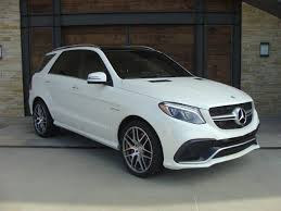 mercedes 63 amg suv pre owned 2016 mercedes gle gle 63 s amg suv suv in sugar