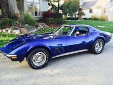 corvette stingray 71 1971 corvette ebay