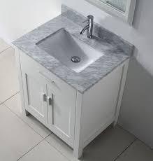 30 Inch Bathroom Vanity by Studio Bathe Kalize 30 Inch Bathroom Vanity Cream Finish
