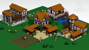 siege social lego guess which rts looks fantastic in lego form age of empires