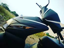 digital speedometer upjetting and filter for honda dio