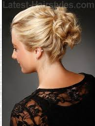 Hot To Do An Upsweep On Shoulder Length Hair | 13 best wedding hair images on pinterest hair dos hairstyle ideas