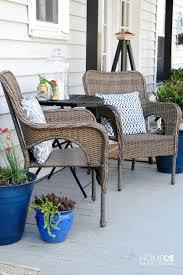 Better Homes And Gardens Azalea Ridge 4 Piece Patio Better Homes And Gardens Outdoor Wicker Furniture Sound Light