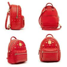 bebe jett mini backpack color red store tj maxx the closet
