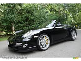 2011 porsche 911 turbo s cabriolet for sale 2011 porsche 911 turbo s cabriolet in black 773323
