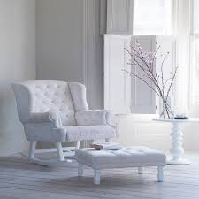 White Rocking Chair For Nursery Best 25 White Rocking Chairs Ideas On Pinterest Pink Gold With