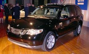 Saab 9 7x Interior Saab 9 7x Reviews Saab 9 7x Price Photos And Specs Car And