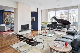Luxury And Classy Living Rooms With Piano - Classy living room designs