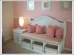 Bedroom Headboard Ideas by Best 25 Headboard Benches Ideas On Pinterest Benches From