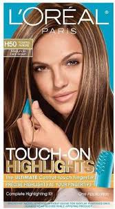 silver hair frosting kit l oreal paris paris sfx complete highlighting kit hair color
