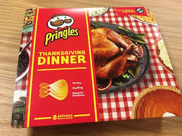 we tasted pringles limited edition thanksgiving dinner the