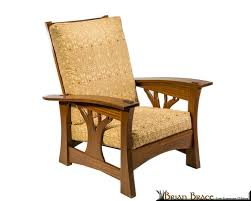 Morris Chair Buy A Custom Arbor Morris Chair In Sapele Made To Order From