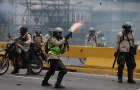 venezuelan protests mark ninth death