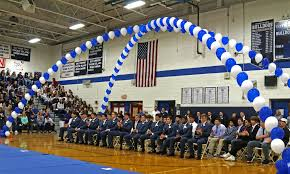 photos westerly high school pep rally for thanksgiving day