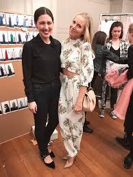alice naylor leyland u0027s london fashion week diary fall 2017 vogue