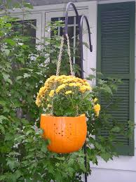 how to make a cute pumpkin planter for fall jennifer rizzo