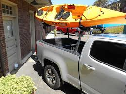 jeep kayak rack 2015 chevrolet colorado and gmc canyon bigger fish in a smaller