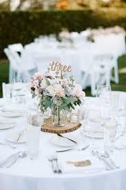 Mason Jars Wedding Centerpieces by Best 25 Burlap Wedding Centerpieces Ideas On Pinterest Burlap