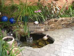 Backyard Ponds Ideas Small Fish Pond For Home Garden Decoration Backyard Ponds And
