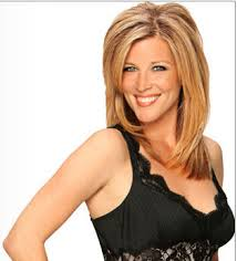 how to get laura wright s healthy hair carly corinthos laura wright general hospital haircuts and