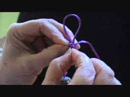 how to move the button knot