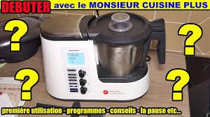 programme cuisine plus débuter avec monsieur cuisine plus lidl silvercrest edition pause