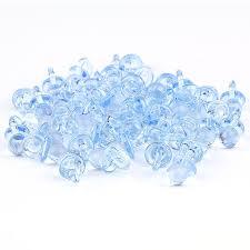 62pcs set blue boy s baby shower ornaments set balloon