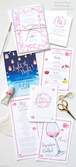 watercolor wedding invitations handmade custom watercolor wedding invitations mospens studio
