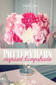 Pottery Barn Lighting Sale by Best 25 Pink Lamp Shade Ideas On Pinterest Pink Lamp White
