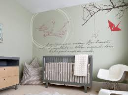 stickers chambre bébé mixte agréable chambre de bebe mixte 4 stickers muraux chambre denfant
