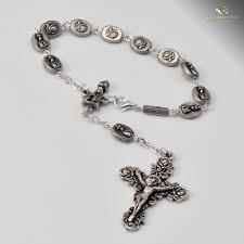 20 decade rosary decade rosaries ghirelli rosaries