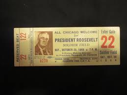 1944 president 1944 franklin roosevelt election event ticket bill u0027s political