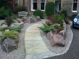 Rocks For Landscaping landscaping ideas for front yard with rocks rocks for front yard