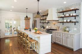 empty kitchen wall ideas fixer freshening up a 1919 bungalow for empty nesters