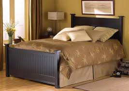 Wooden Bed Frame Parts Wood Bed Frame Parts House Plans Ideas