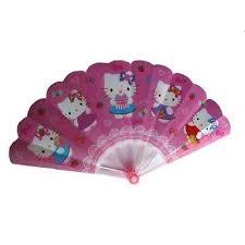 folding fan hello style fan style handheld fan hello