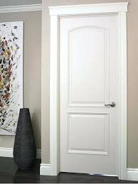 Interior Door Frame Replacement Doors Interior Doors Moulded Smooth Finish Continental As Its Name