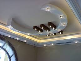 small hall gypsum pop ceiling design u2014 l shaped and ceiling to