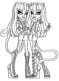 monster high meowlody and purrsephone pesquisa google mh dolls